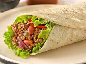 Resultado de imagen para burrito mexicano