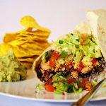 Burritos de maíz