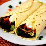 Burrito de frijoles