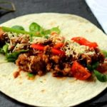 Burritos de harina